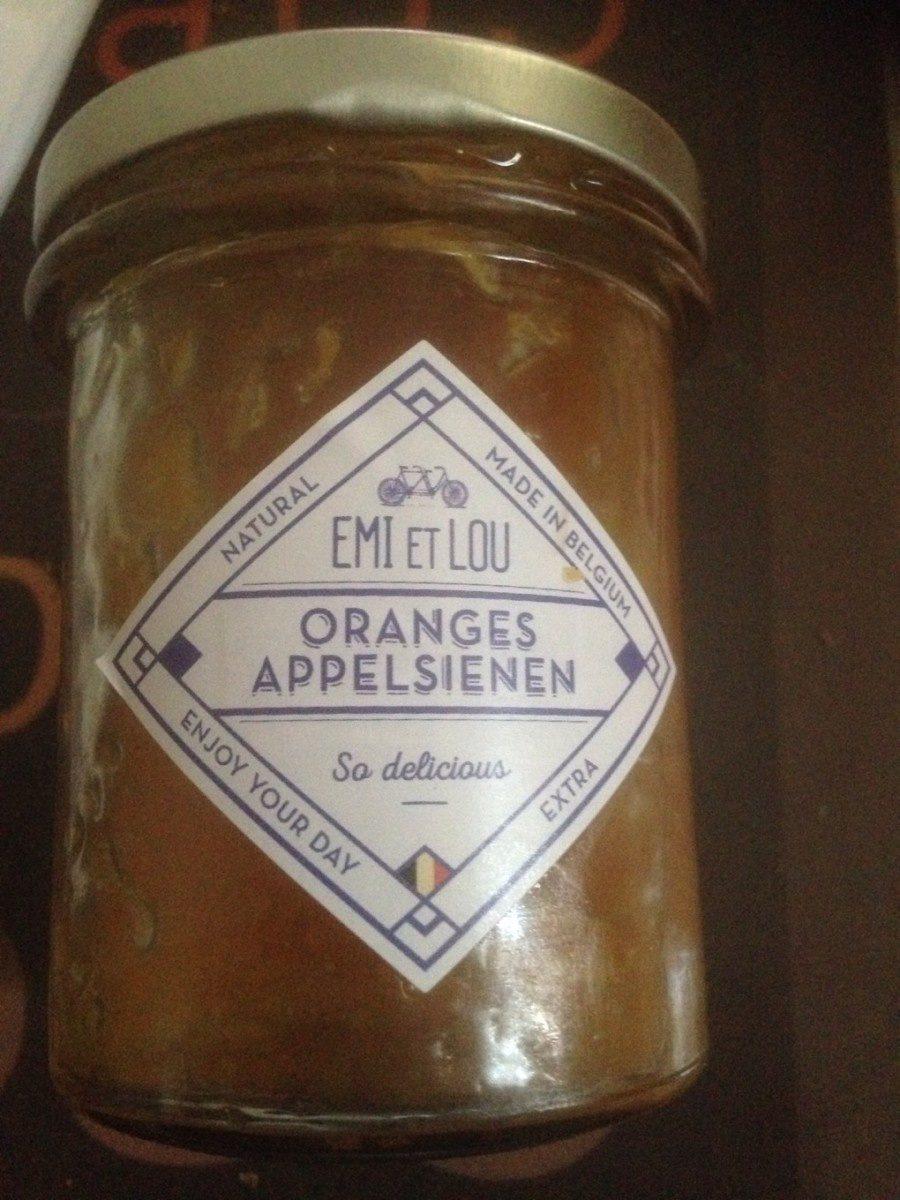 Oranges Appelsienen confiture - Produit - fr