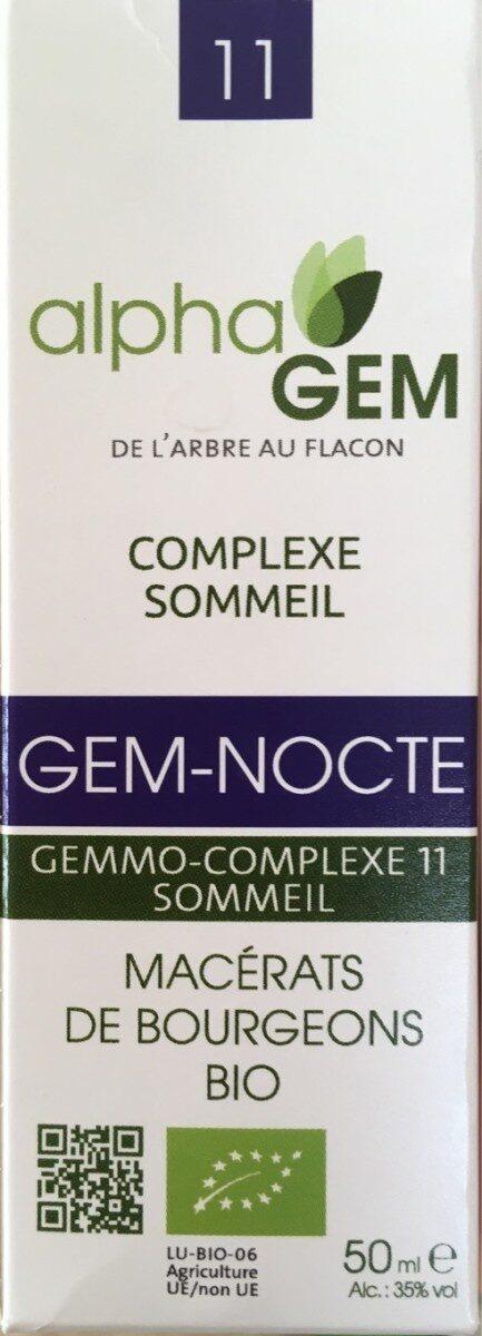 Alpha GEM sommeil - Product - fr