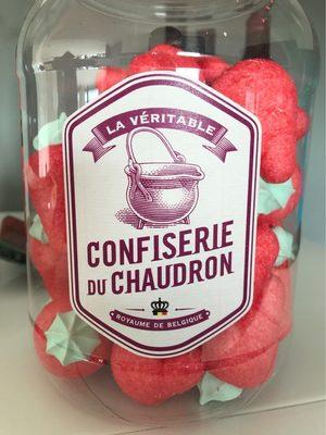 Gimauve fraise - Produit