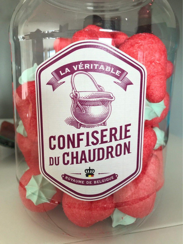 La véritable Guimauve goût fraise - Produit - fr