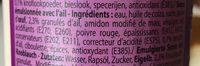 Knoblauch Sauce - Ingrédients