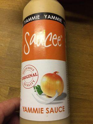 Yammie sauce - Product - de