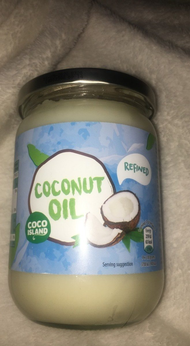Pure coconut oil - Product