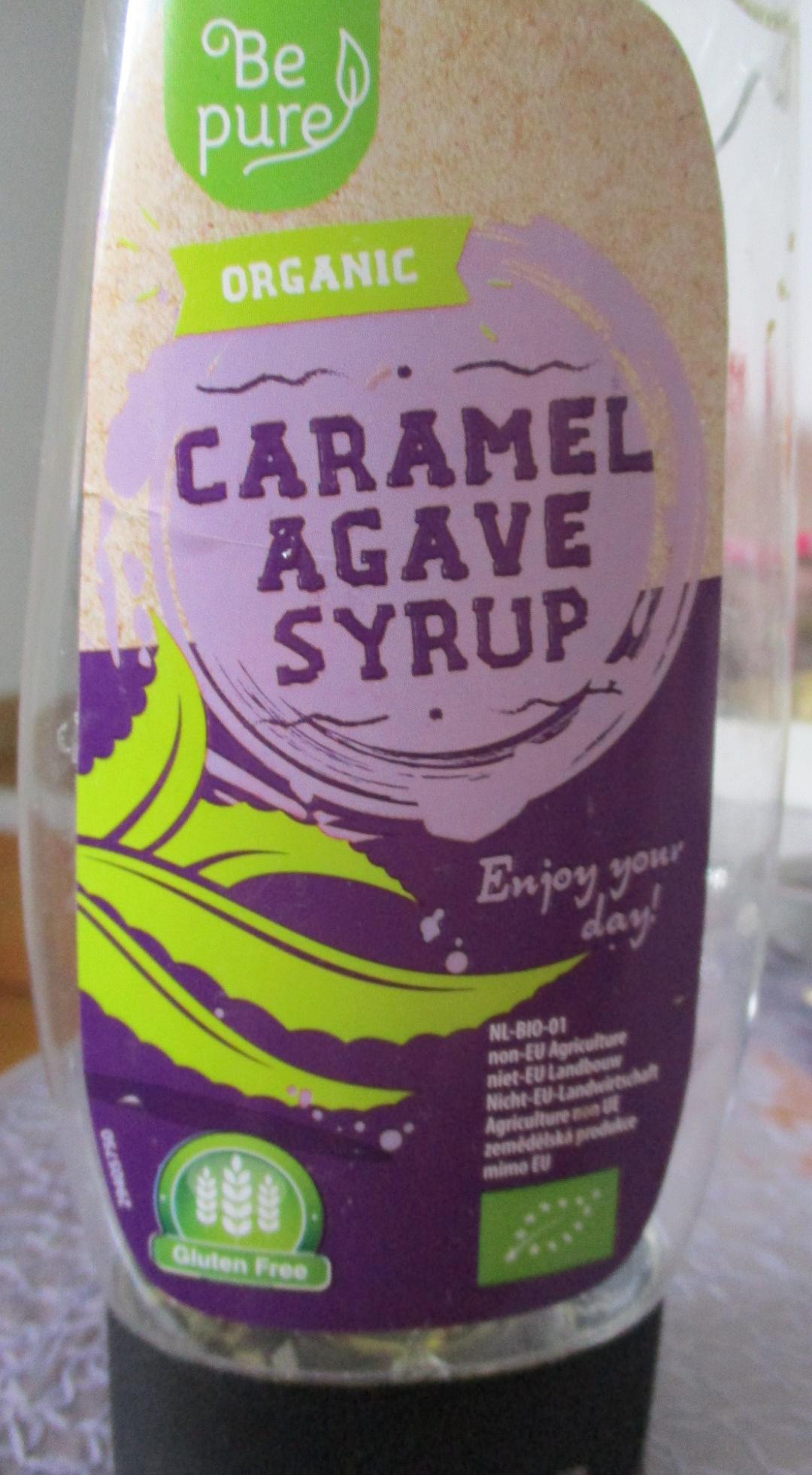 Sirop d'agave saveur caramel - Product