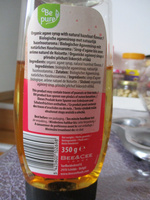 Sirop d'agave saveur noisette - Bee&Cee - Nutrition facts