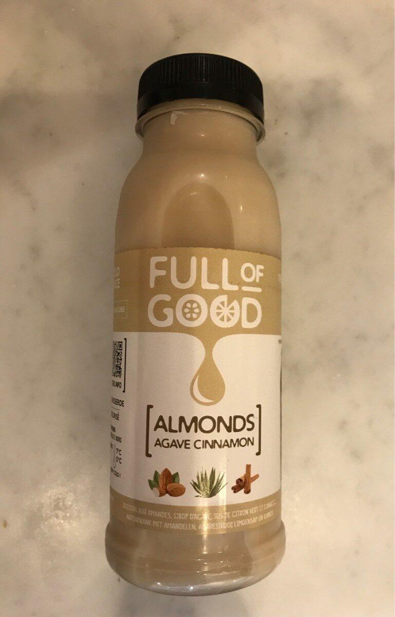 Almonds agave cinamon - Product