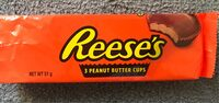 Reese's 3 peanut butter cups - Product