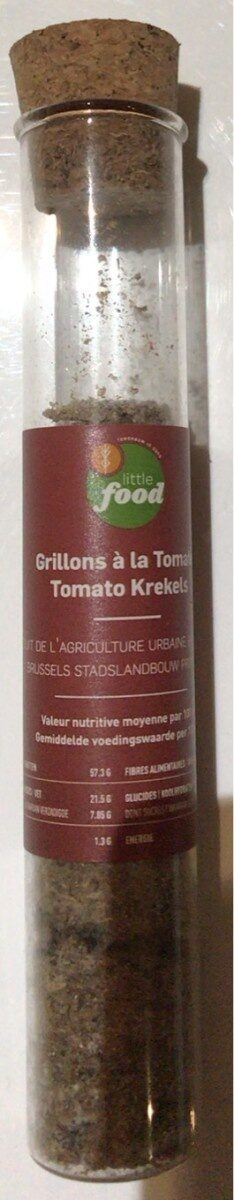 Grillons a la tomate - Product - fr