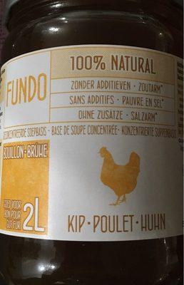 Bouillon Poulet - Produit