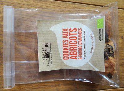 Cookies aux abricots & poudre d'amandes - Produit - fr