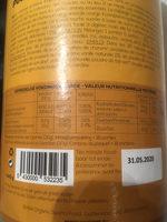 Protéines mix - Ingrédients