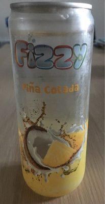 Fizzy Pina colada - Produit