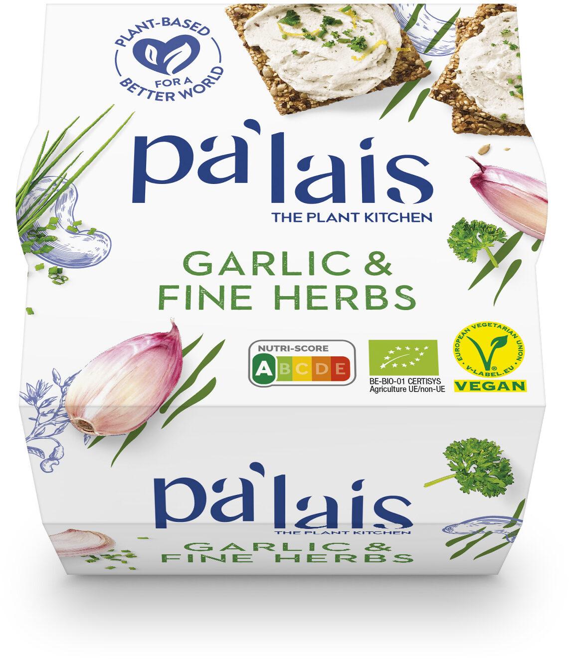 Pa'lais Garlic & Fine Herbs - Produit - fr