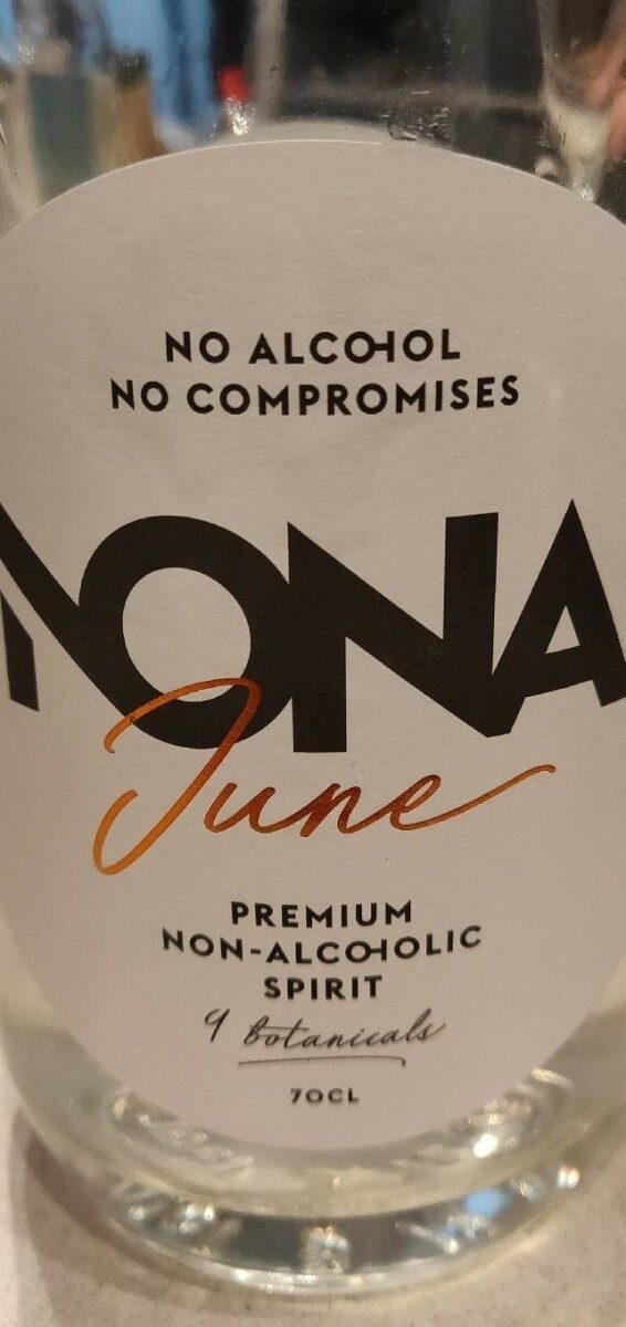Nona June - Product
