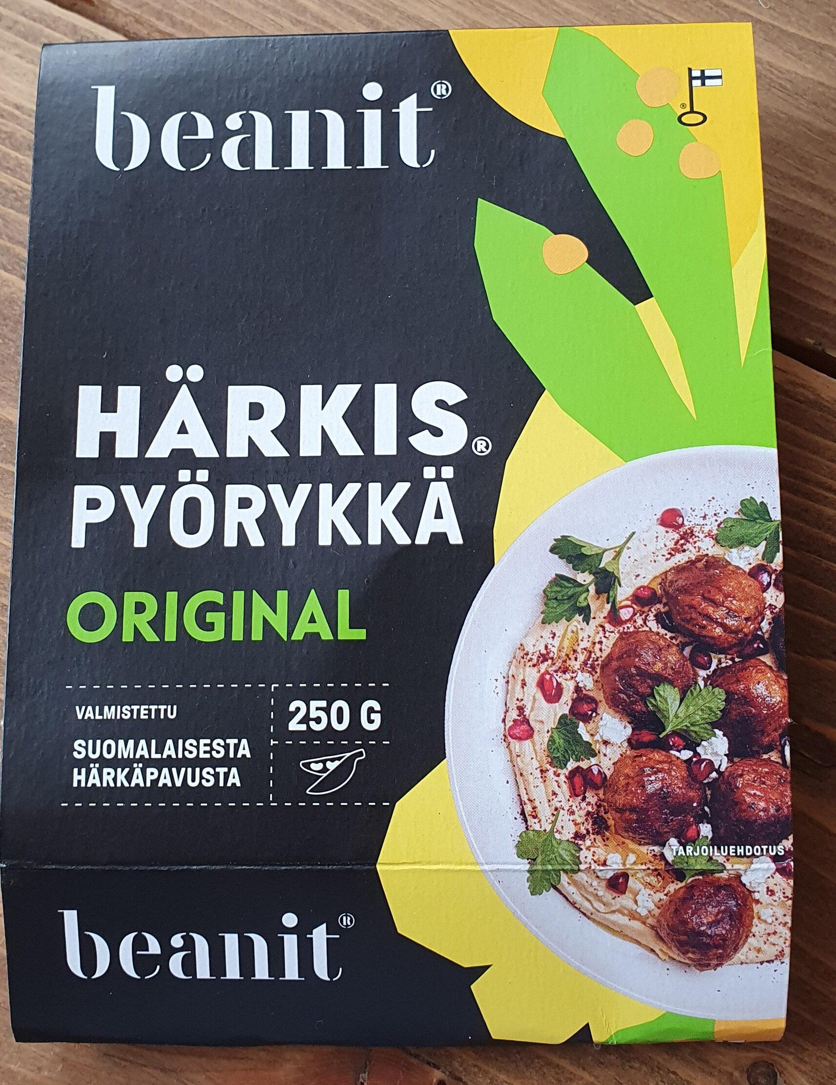 Härkis Pyörykkä - Produit - fi