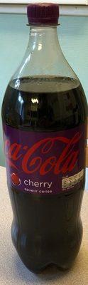 Coca-cola cherry - Prodotto - fr