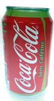 Coca-Cola sans caféine - Produit - fr