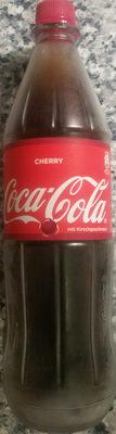 Coca-Cola Cherry - Produit