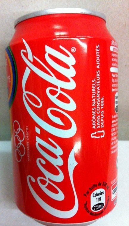Coke - Produit
