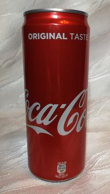 Coca Cola - Produkt