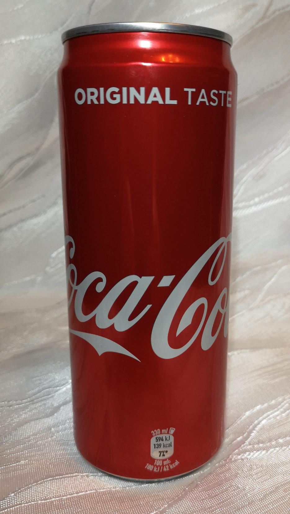Coca-Cola - Produkt - pl