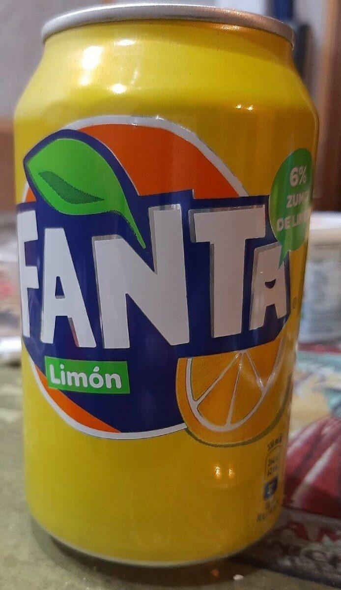 Fanta limón - Product - en