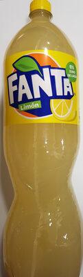 Fanta Limón - Producto - es