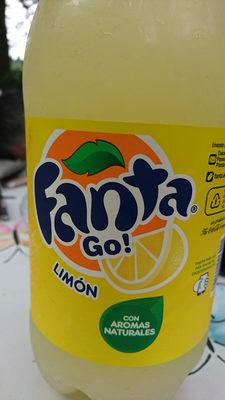Fanta Limon 2L - Produit