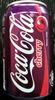 CocaCola cherry - Produit