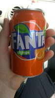 Fanta orange ( 33 cl ) - Producto