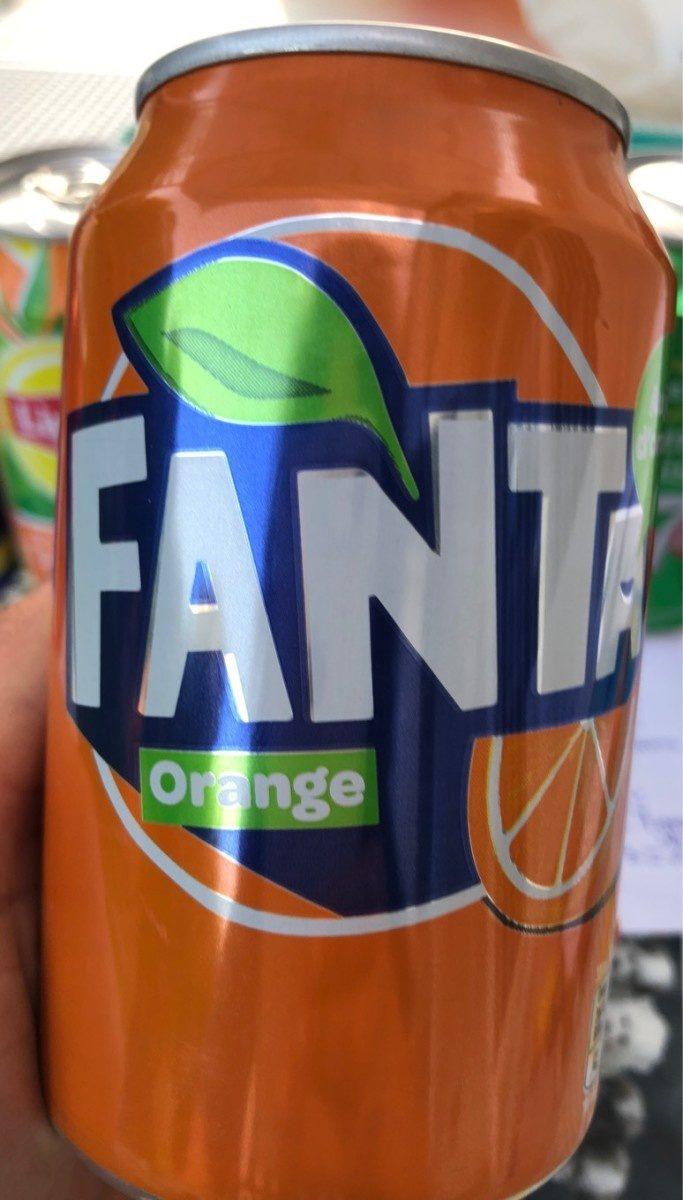 Fanta naranja - Product