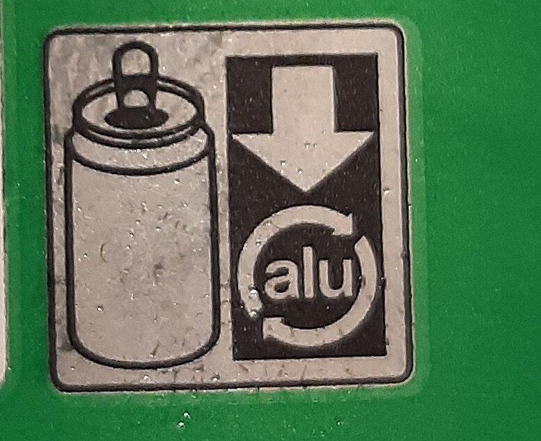 Sprite Lemon-Lime Low Sugar - Instruction de recyclage et/ou informations d'emballage - de