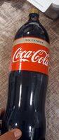 Coca-Cola sin cafeína - Producte - es