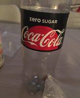 Coca Cola Coke Zero 375Ml - Produit