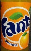Fanta Orange - Prodotto - de