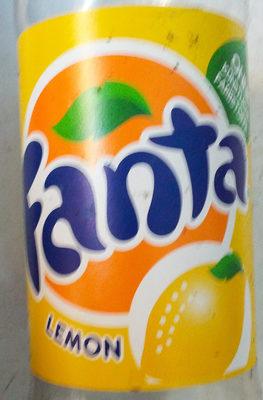 Fanta Lemon - Produit - de