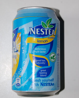 Nestea sparkling lemon - Product - fr