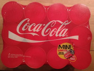 Mini Canette Coca-Cola - Prodotto - fr