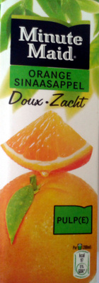 Jus d'orange doux - Product