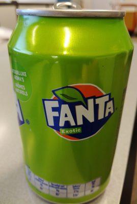 Fanta Twist 33 cl - Produit - fr