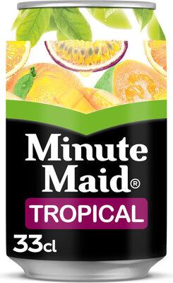 Minute Maid tropical - Produit - fr