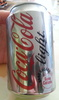 Coca Cola Light 33cl - Produit
