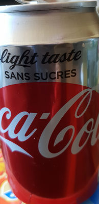 Coca Cola Light - Product