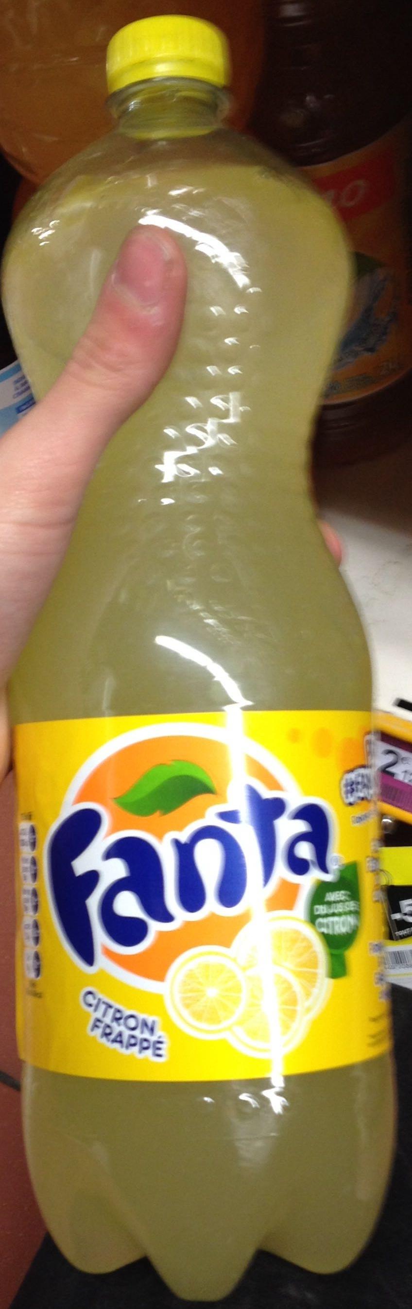 Citron frappé - Product