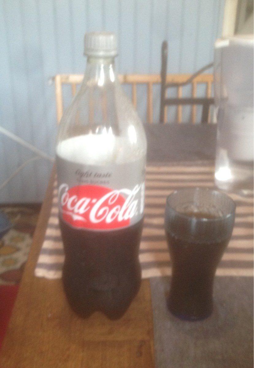 Coca Cola Light — 1,5 L