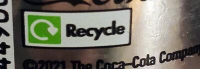 Diet Coke - Instruction de recyclage et/ou informations d'emballage - en
