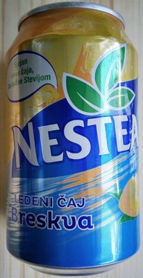 Nestea Pêche blanche - Производ - sr