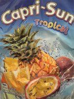 Capri-sun - Tropical Juice Drink - Prodotto - fr
