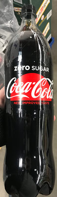 Coca cola zero - Produto - fr