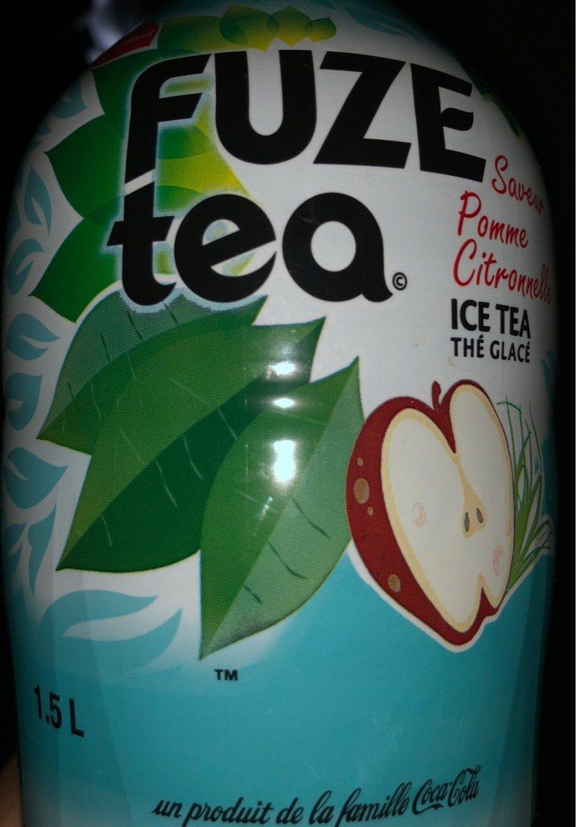 Fuze Tea - Produit